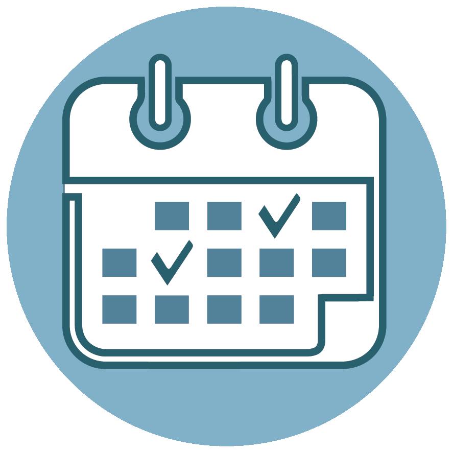 een kalender